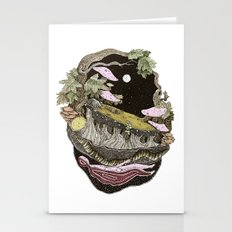 pure color nature Stationery Cards