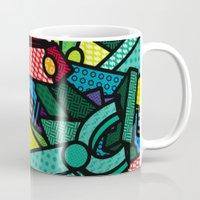 Artsy Bot Mug
