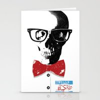 nerds rule Stationery Cards