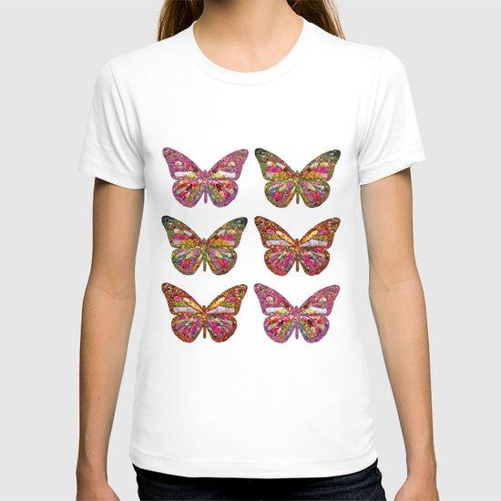 FAMIGLIA FARFALLA T-shirt