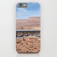Colorado River Bridge iPhone 6 Slim Case