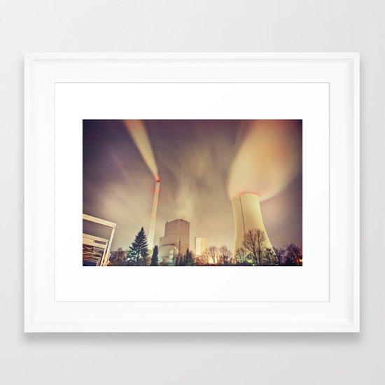 KRAFTWERK Framed Art Print