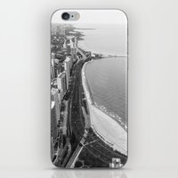 Lakeshore Drive iPhone & iPod Skin