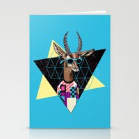 Teen Line Stationery Cards