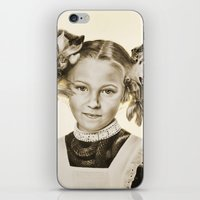 Childhood Pets iPhone & iPod Skin