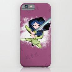 Mulan 2 Slim Case iPhone 6s