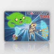 Ghostbusting Time Laptop & iPad Skin