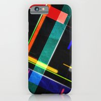 iPhone & iPod Case featuring Line Pattern by Naniii