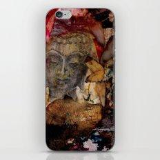 Buddha Love No. 01 by Kathy Morton Stanion iPhone & iPod Skin