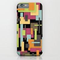 Retrotopia iPhone 6 Slim Case