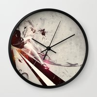 April Wall Clock