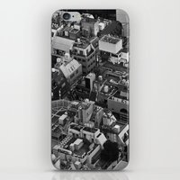 Tokyo City iPhone & iPod Skin