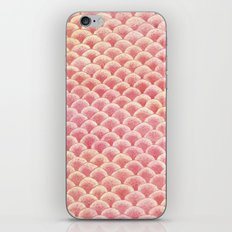 Coral Scales iPhone & iPod Skin