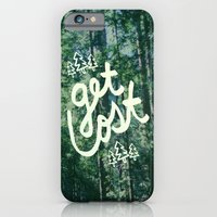 iPhone & iPod Case featuring Get Lost x Muir Woods by Leah Flores