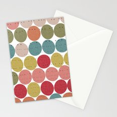 Tribal Dots Stationery Cards