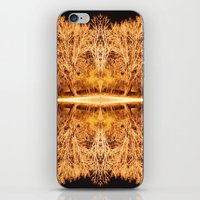 Quad Tree #5 iPhone & iPod Skin
