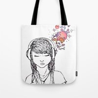 Visualizing Tote Bag
