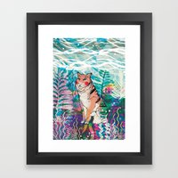 Wonderland Framed Art Print