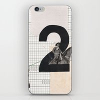 2 - Horse and strings iPhone & iPod Skin