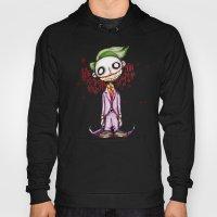 Evil Laughing Clown Joke Hoody