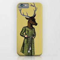 The Stately Stag iPhone 6 Slim Case