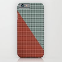 iPhone & iPod Case featuring Farbe//Two by Party in the Mountains