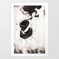 Duet. Pt.3 Art Print