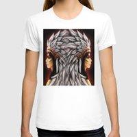 native american T-shirts featuring Native by PanDuhVka