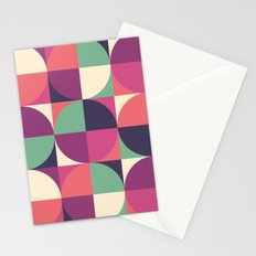Quarters Quilt 3 Stationery Cards