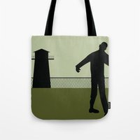 Walking Dead Tote Bag