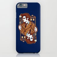 iPhone & iPod Case featuring 10th of Hearts by WinterArtwork