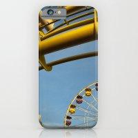 Santa Monica pier 3 iPhone 6 Slim Case