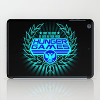 Hunger Games Crest iPad Case
