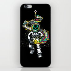 Space Madness! iPhone & iPod Skin