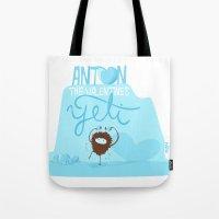 Anton, The Valentine´s … Tote Bag