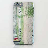 iPhone & iPod Case featuring Castle Hill History by Chris Carley