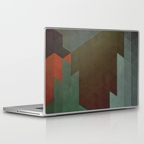 BYX Laptop & iPad Skin