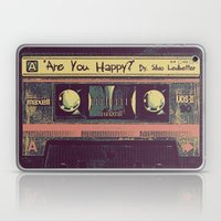 Are You Happy?  |  Cassette Tape Laptop & iPad Skin