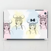 Mouse Ears iPad Case