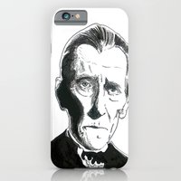 iPhone & iPod Case featuring Van Helsing  by Christopher Chouinard