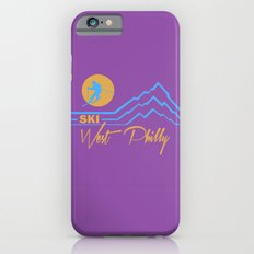 Ski West Philly iPhone 6s Slim Case