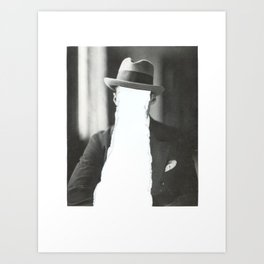 Art Print - Remain In Memory - Richard Vergez