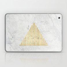 Trian Gold Laptop & iPad Skin