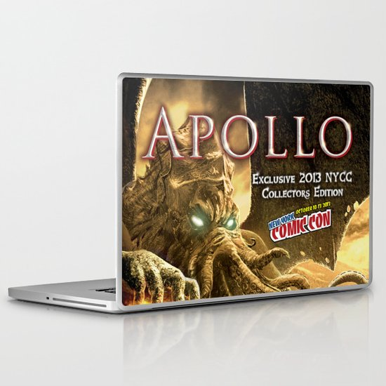 Apollo - Cover Art Laptop & iPad Skin