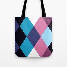 Diamond Pattern 3 Tote Bag