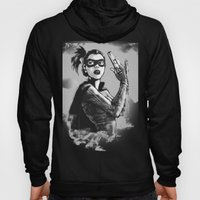 asian hitgirl Hoody