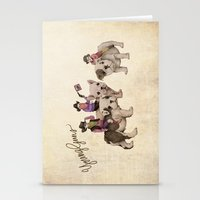 Young Guns Stationery Cards