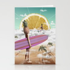 Sweet Surfing Stationery Cards