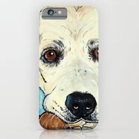 iPhone & iPod Case featuring Nala by WOOF Factory
