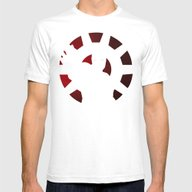 T-shirt featuring SuperHeroes Shadows : Ir… by Lily's Factory